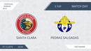 AFL18. Portugal. Primera. Day 5. Pedras - Santa Clara