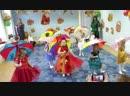 Праздник Осени 25.10.18 Танец с зонтиками