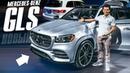 НОВЫЙ MB GLS! Беда для BMW X7?! ПЕРВЫЙ ОБЗОР! Mercedes-Benz.