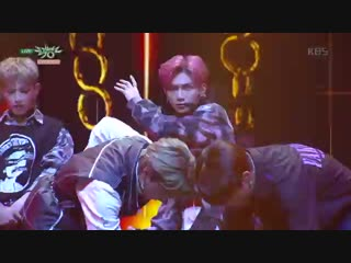 181130 ATEEZ - Pirate King on Music Bank