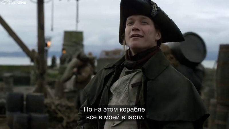 Outlander 4x07 Promo Preview Down the Rabbit Hole [RUS SUB]