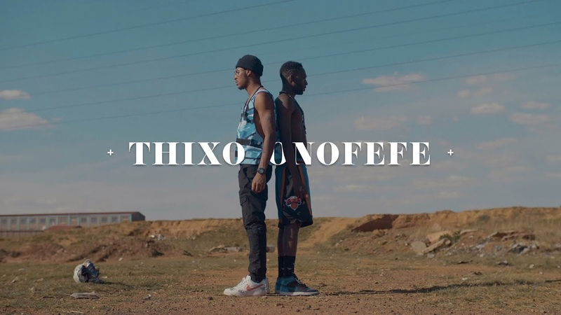 Anatii - Thixo Onofefe ft. Hob.dot Rameer Colon in Soweto, South Africa | YAK FILMS x OTR 2