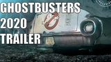 Ghostbusters 2020 Teaser Trailer, REAL! Directed by Jason Reitman! Ghostbusters 3!