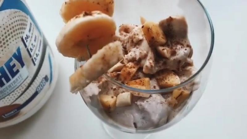 Готовим мороженое с GOOD SUPPS 🍼🍦