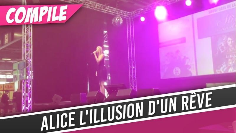 Compile Alice Lillusion dun Rêve Héro Festival Grenoble 2017