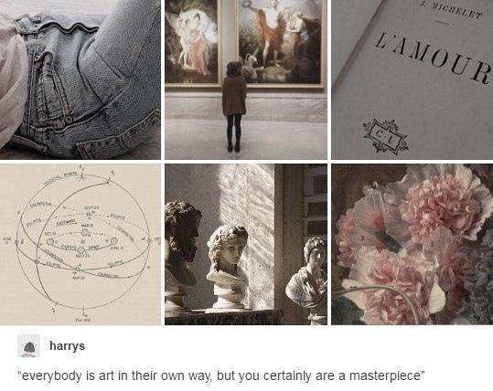 наш мир — самая большая инсталляция. и все мы не актёры, а творцы. в этом мире искусство — всё. твои взъерошенные волосы по утрам, список покупок, круги от чашки чая на белой скатерти, следы от