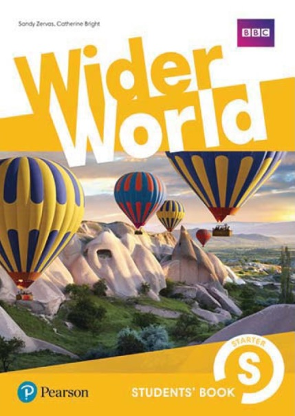 Wider World Starter Student's Book (+Audio)
