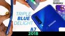 Samsung Galaxy A7 Durability Test- Flexible Bendy and.. Triple Camera Review Vs Poco F1