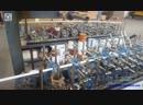 Cold glue lamination machine from Anda