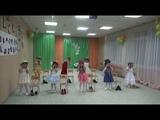 танец девочек на день матери