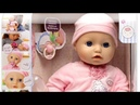 2016 NEW Baby Annabell Baby Doll Cries Tears , Sleep like Real Baby