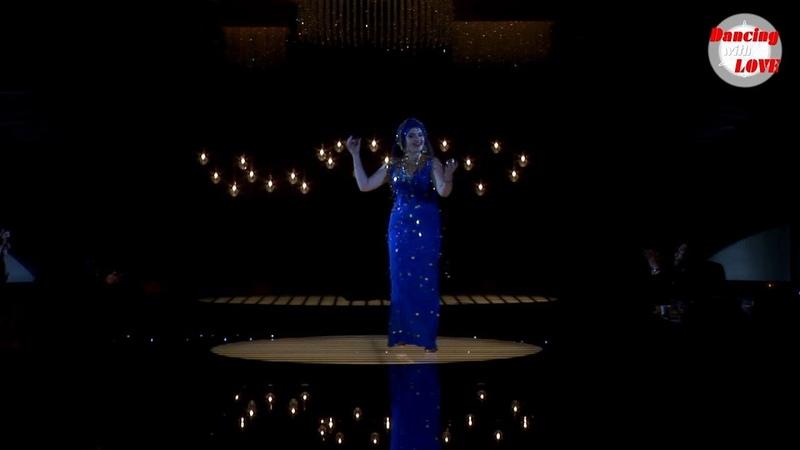Ghawazi Karina Chistova / Korea dec 2017 Dance with love festival / Гавази Карина Чистова