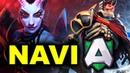 NAVI vs ALLIANCE - EL CLASICO - VALENTINE MADNESS WePlay! DOTA 2