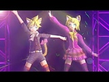 Trick and Treat - Kagamine Rin &amp Len (Subtitles cc) Vocaloid Live Concert