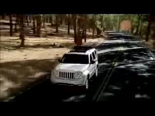 Jeep Cherokee/Liberty KK Commercial