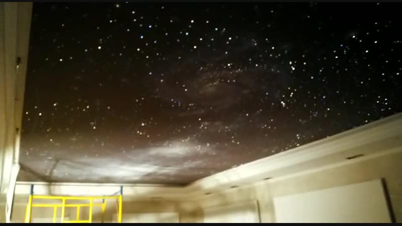 Натяжной потолок для Филиппа Киркорова от INOVA-STROY