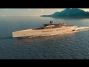 ART OF LIFE is a 115m yacht creation by SINOT Yacht Architecture Design