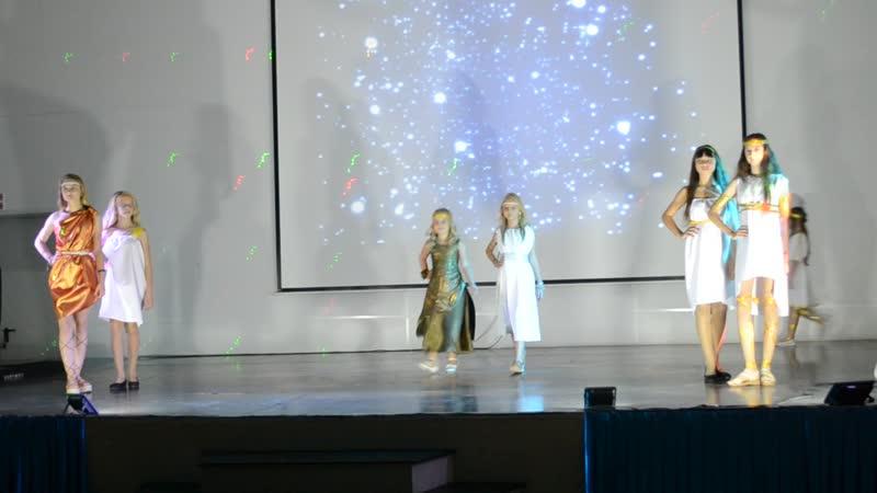 Выступление Гречанки 11 октября 2018г