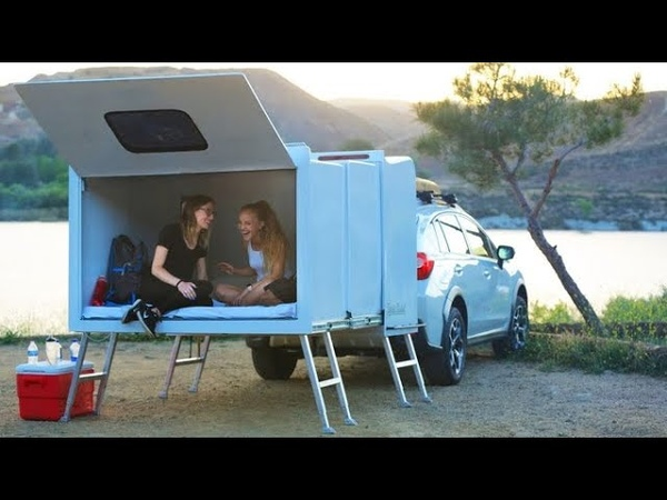 6 Amazing Expandable Camper Trailers 2018