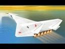 Новейшее оружие России атомный самолет с ядерным двигателем