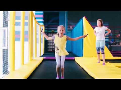 Детский день рождения в Батутном Центре Flip Fly (м.Семеновская)
