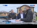 В селе Березово Кемеровского района строят газопровод
