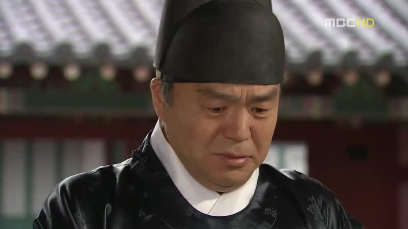 (77 серия - финал) Ли Сан - Король Чончжо Yi San - King Jeong Jo 이산-정조대왕 李祘-正祖大王 李算