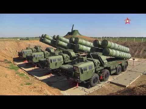 Очередной дивизион новейшей системы С-400 развернули на западном побережье полуострова Крым