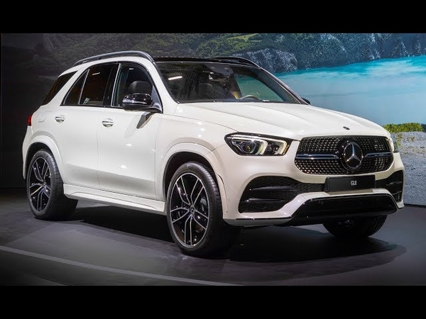2019 Mercedes-Benz GLE - Magnificent Mid-Size SUV