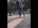 Some flatground flip tricks