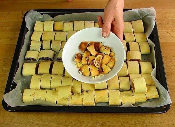 Сметанный торт «Трухлявый пень»