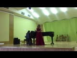 П.И. Чайковский, Ариозо Иоланты из оперы