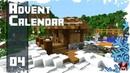 Minecraft Timelapse Advent Calendar 04 КУЗНИЦА