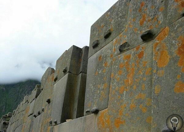 Ольянтайтамбо в Перу  дело рук инков, людей-гигантов или пришельцев