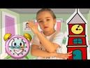 Hickory Dickory Dock Nursery Rhymes Kids Songs by Miss Lana