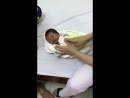 A Nurse From Vietnam Shows How to Make Your Newborn Baby Sleep Well, and People