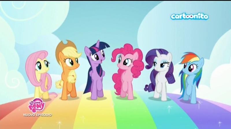 [ITALIAN] My Little Pony Canzone: Amiche più che mai [Lyrics CC][HD]
