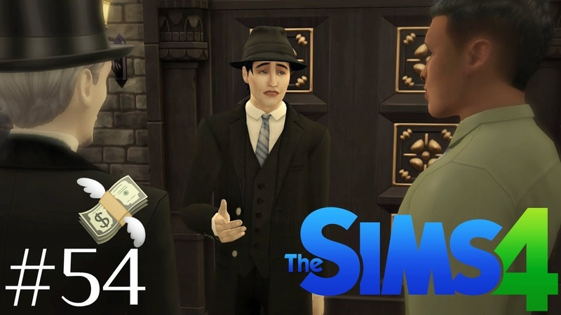 Щедрые Богатые Филантропы😍💸/ {Поколения} №54/ The Sims 4