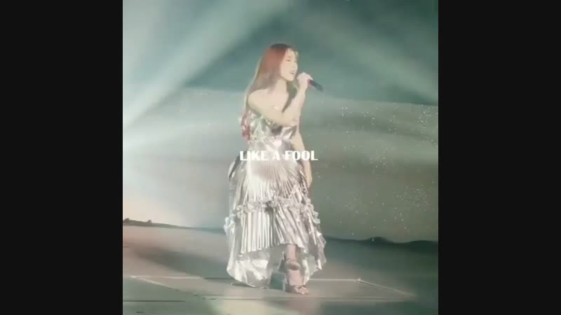 Taeyeon live