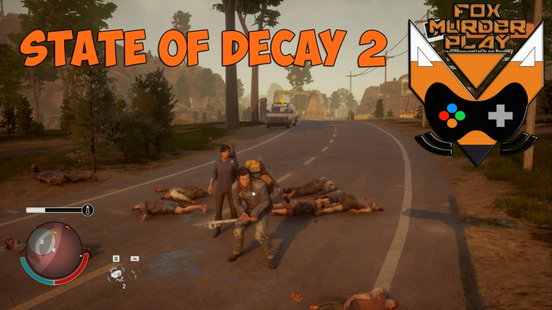 State of Decay 2 - Штатный зомбиленд 5