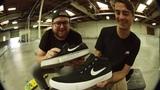 100 Kickflips in the Nike SB Janoski Mid Remastered with Blake Carpenter