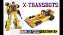 X Transbots MX XVI OVERHEAT