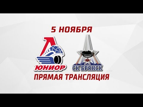 НМХЛ'18/19: «Локо-Юниор» - «Брянск». Игра №2