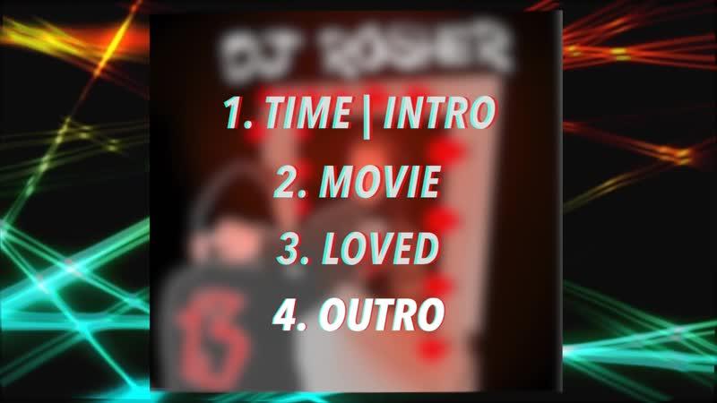 DJ ROSHER - 13|31 (tracklist)