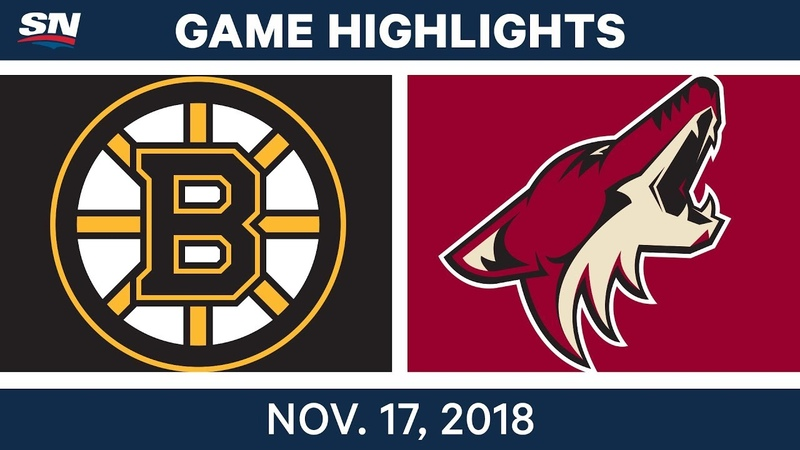 Бостон - Аризона, 18.11.2018. Обзор