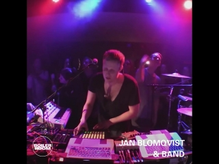 Boiler Room Berlin | Jan Blomqvist & Band