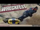 LIVE | Битва во Wreckfest продолжается | Карьера | Logitech g27 в кокпите