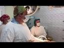 Хирургическая онлайн операция на пациентке со сверх ожирением