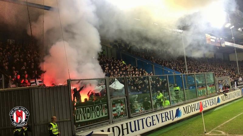 Extra beelden van het uitvak De Graafschap-PSV 10112018 1-4