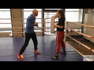 Школа бокса Алексея Фролова: Как давить на соперника в атаке